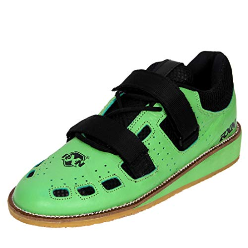 RXN Weightlifting Shoes 9.5 Green