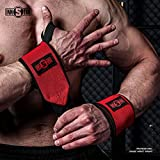 INNSTAR Wrist Wraps Wrist Support Braces for Gym Workout Power Lifting Weightlifting Bench Press...