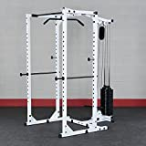 Body-Solid Power Rack and Lat Package