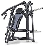 IRON COMPANY SportsArt Fitness A977 Plate Loaded Incline Chest Press for Club Use - Commercial Upper...
