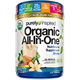organic meal replacement shake from Purely Inspired