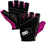 RIMSports Weight Lifting Gloves for Gym - Premium Workout Gloves Lifting Weights Washable Gym Gloves...