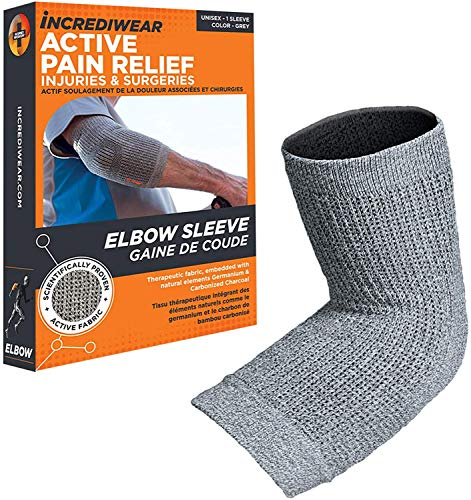 Incrediwear Elbow Sleeve – Elbow Brace for Women and Men to Help with Joint Pain, Tennis Elbow,...