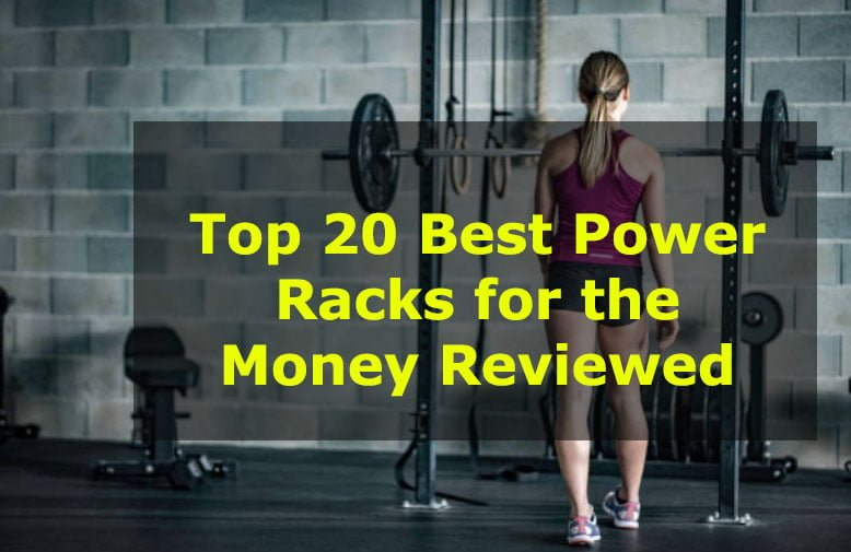Top 20 best budget power squat rack for home gym