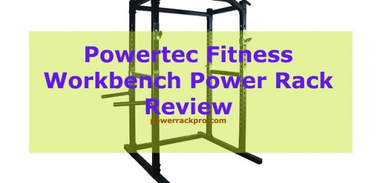 powertec workbench power rack