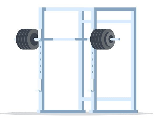 how to build a squat rack