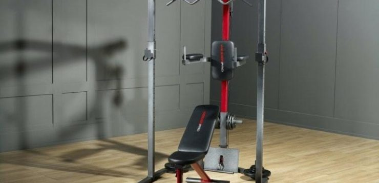 Weider Pro 7500 Power Half-Rack Review