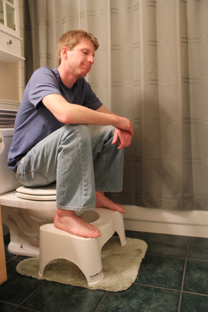 Toilet Stool made of Plastic